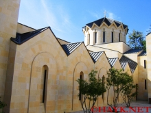 St Gregory the Illuminator Armenian Catholic Church in Glendale