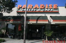 Paradise Pastry and Cafe