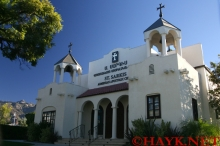 St Sarkis Armenian Apostolic Church