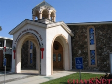 St Mary Armenian Apostolic Church