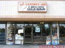 Izi Sandwich Shop & Deli Hye
