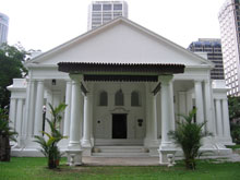 St. Gregory Armenian Apostolic Church in Singapore